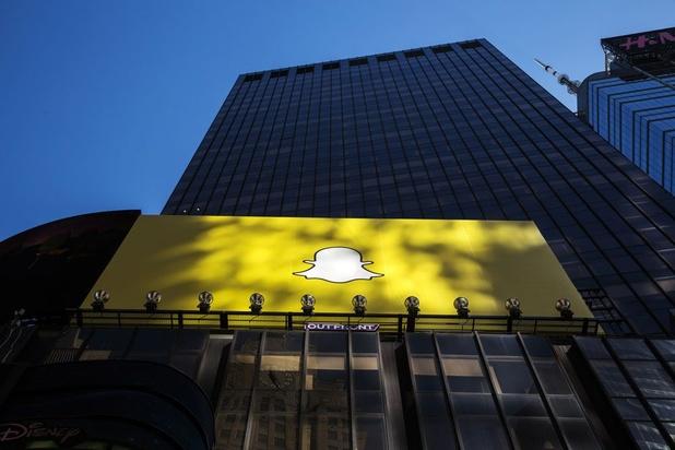 Données: pour le patron de Snapchat, les règles européennes profitent à Google et Facebook