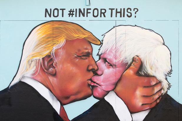 Trump et  Johnson, de vrais amis ?
