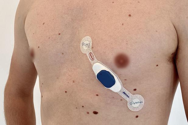 Limburgs ziekenhuis test slimme pleister voor betere opvolging coronapatiënten