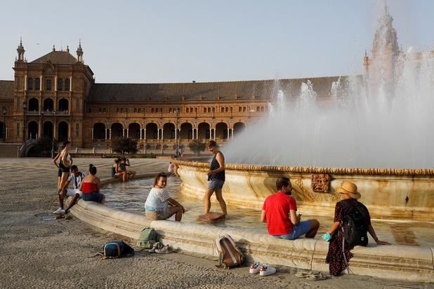 Record absolu de chaleur en Espagne: 47,4°