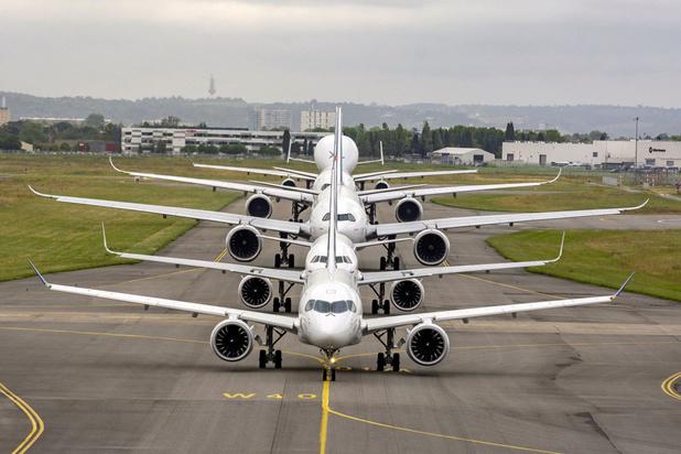 Airbus s'apprête à tailler massivement dans ses effectifs
