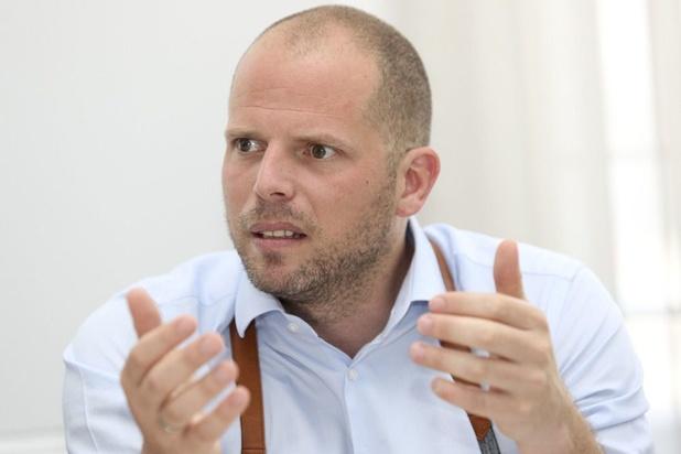 """Theo Francken: """"Si les Wallons votent à gauche, ce sera le confédéralisme"""""""