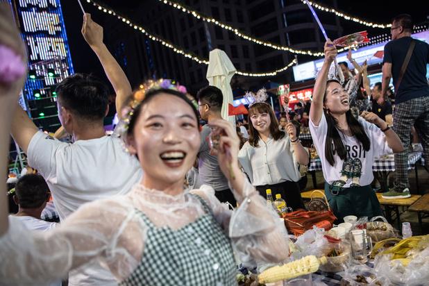 Qingdao : l'Oktoberfest chinoise