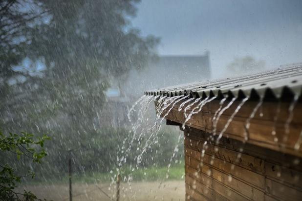 Pluie, averses et coups de tonnerre ce mercredi