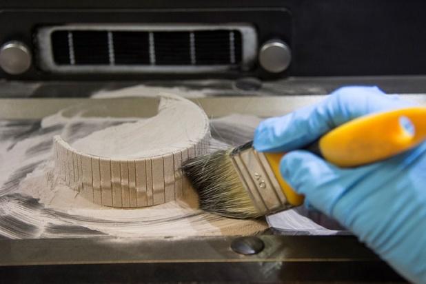 Croissance attendue pour l'impression 3D industrielle en Belgique