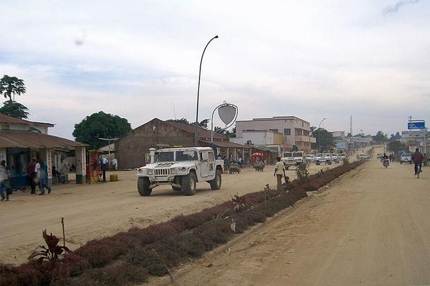 RDC: tirs de sommation des Casques bleus pour protéger 800 déplacés