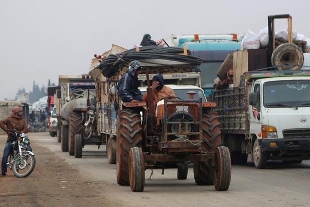 VN-mensenrechtencommissaris vraagt humanitaire corridors in Syrië