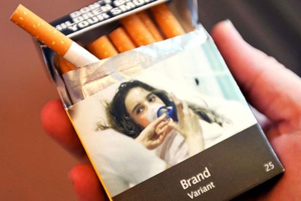 Van sexy tot gruwelijk: de evolutie van het sigarettenpakje