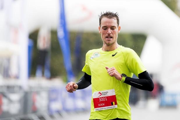 Zeer bescheiden resultaat voor Koen Naert in laatste marathon voor Spelen