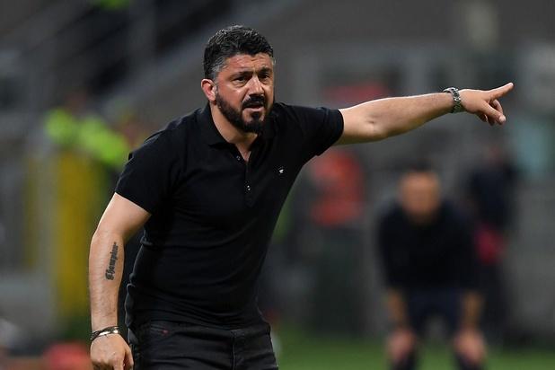Nieuwe Napoli-coach Gennaro Gattuso: meer dan grinta