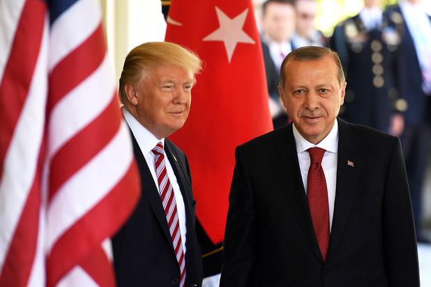 Turkije en VS worden het eens over 'vredescorridor' in noorden van Syrië