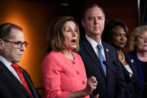 Impeachmentprocedure verhuist naar Senaat, kans op afzetting Trump blijft klein