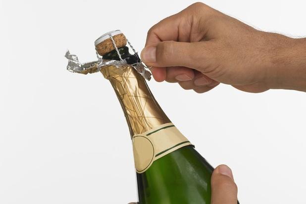 Les Britanniques font le plein de champagne avant le Brexit