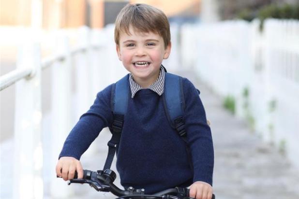 Prince Louis, le fils de Kate et William, fête ses 3 ans