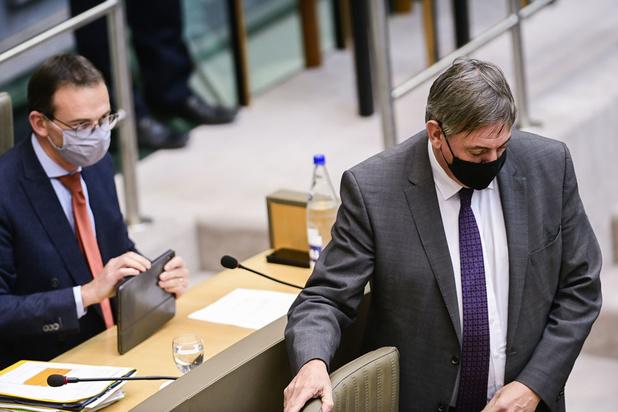 De balans: de Vlaamse regering is een schietkraam geworden