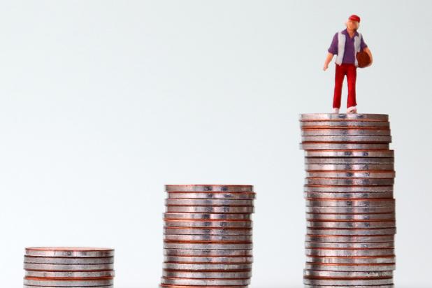Le fossé des revenus se creuse en Belgique