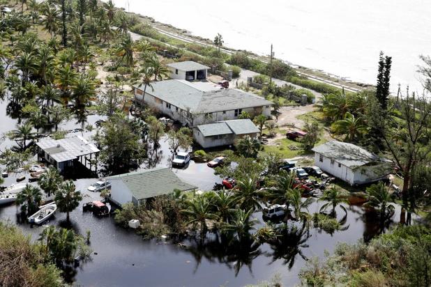 VN: 70.000 mensen op Bahama's hebben dringend hulp nodig na orkaan Dorian