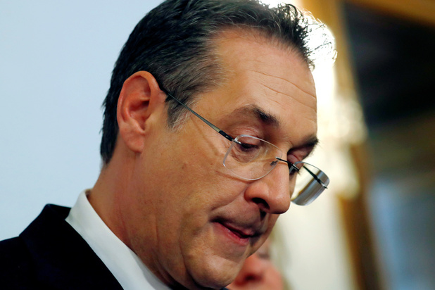 Na Ibizagate: oud-FPÖ-voorzitter Strache neemt Europees mandaat niet op