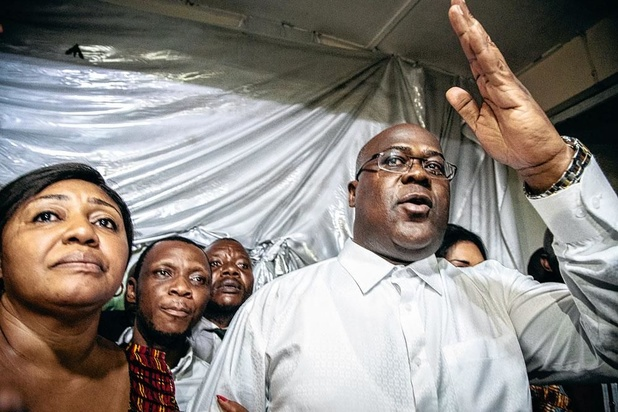"""Ebola en RDC: le président Tshisekedi prend les commandes de la """"riposte"""""""