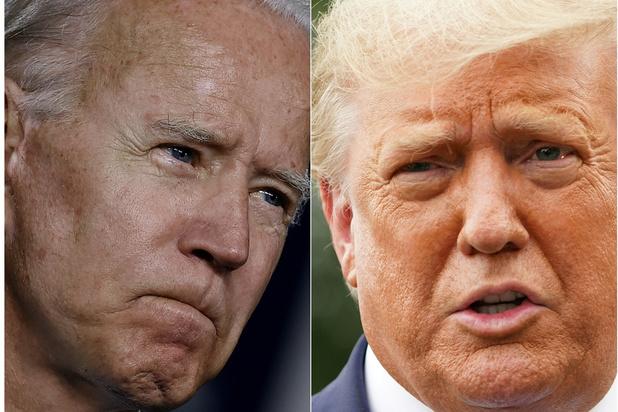 Donald Trump vs Joe Biden, place au débat