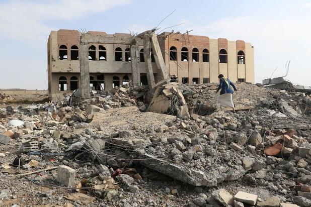 Le Yémen ravagé par plus de cinq ans de conflit