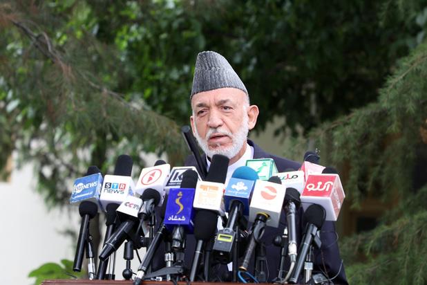 Des dirigeants talibans ont rencontré l'ex-président afghan Hamid Karzai