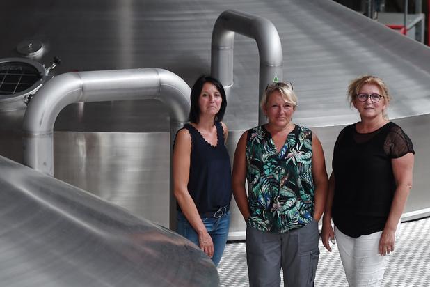 Portrait des trois femmes maîtres-brasseures qui règnent sur l'empire Kronenbourg