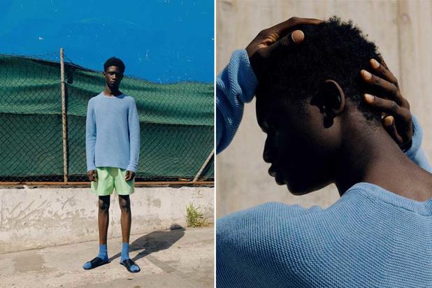 Christian Wijnants en Stig de Block binden de strijd aan met racisme via fotoverkoop