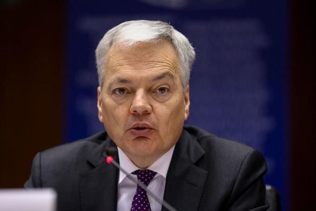 Didier Reynders weet deze week of hij topman van de Raad van Europa wordt