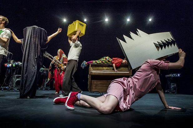 Le nombre des travailleurs dans le secteur des arts du spectacle multiplié par quatre en huit ans