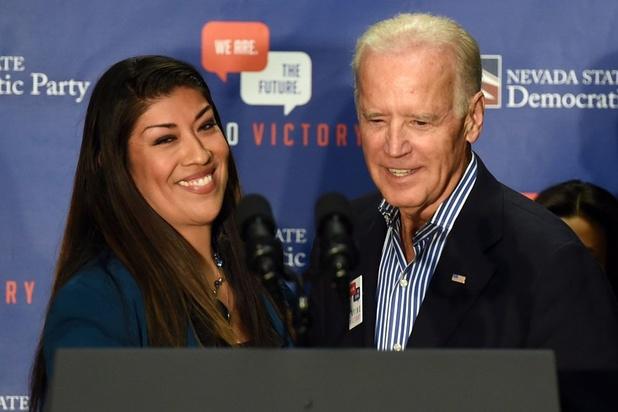 Joe Biden reageert op beschuldiging: 'Nooit de bedoeling gehad ongepast gedrag te stellen'