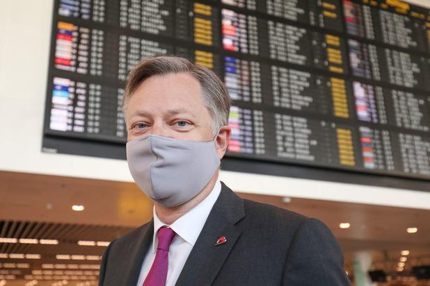 Arnaud Feist (CEO Brussels Airport): 'Graduele heropstart cruciaal om banen te redden'