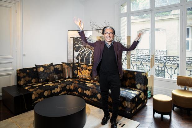Mise en vente du mobilier et de la collection d'art de Kenzo, six mois après son décès