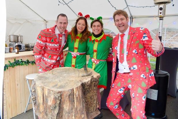 Izegemse kerstmarkt voor het eerst als tweedaagse van start
