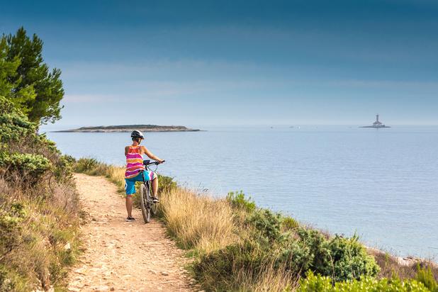 Les vignobles d'Istrie, le paradis des vacanciers à vélo