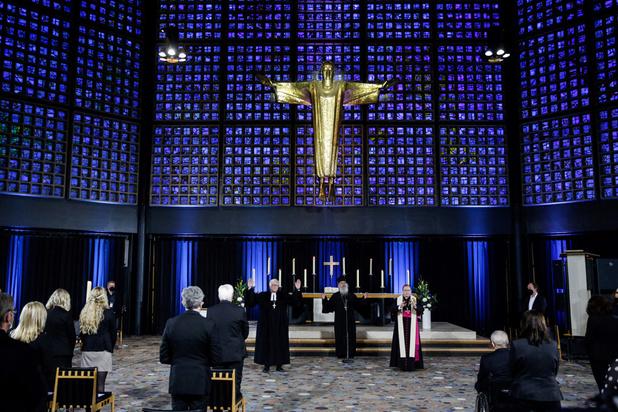 L'Allemagne commémore ses morts du Covid lors d'une cérémonie nationale