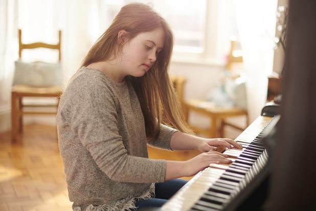 'Kinderen met een beperking weten vaak niet dat ze een muziekinstrument kunnen leren spelen'