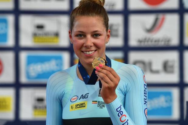 """Shari Bossuyt: """"Die twee bronzen EK-medailles op de piste steken erbovenuit"""""""
