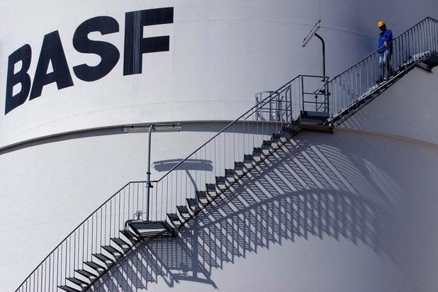 Chimie: BASF en recul sur le 2T, l'horizon commercial s'assombrit