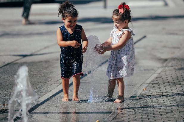 La Belgique officiellement en vague de chaleur nationale