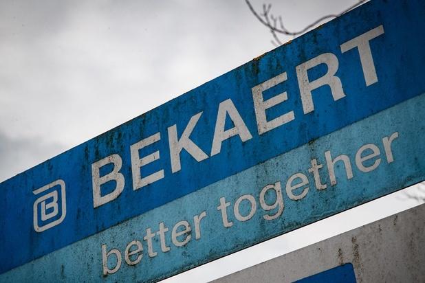 Pas encore la fête chez Bekaert