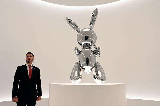 Voici le lapin le plus cher du monde