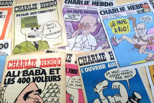 Charlie Hebdo ouvre son capital à trois membres de sa rédaction