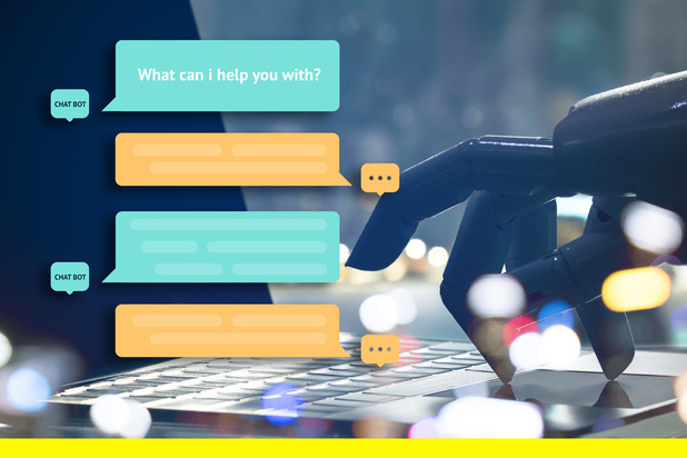 Mon banquier est un chatbot: pourquoi les institutions financières utilisent de plus en plus ces robots?