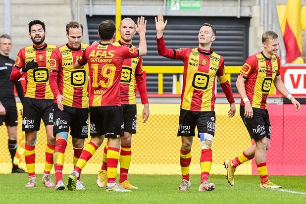 KV Mechelen klopt Antwerp met 3-0