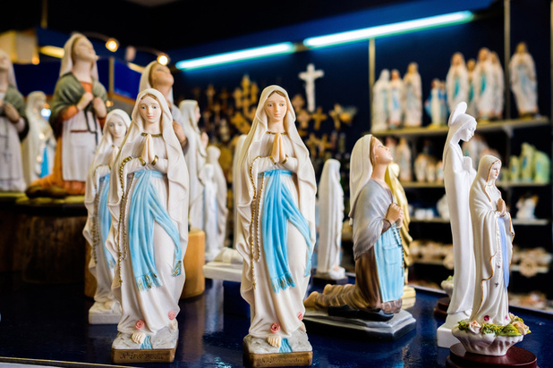 A Lourdes, la Vierge ne protège pas les pèlerins des vols à la tire