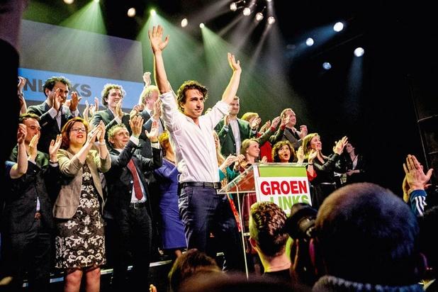 Time Magazine zet Nederlander Jesse Klaver op lijst met talenten van de toekomst