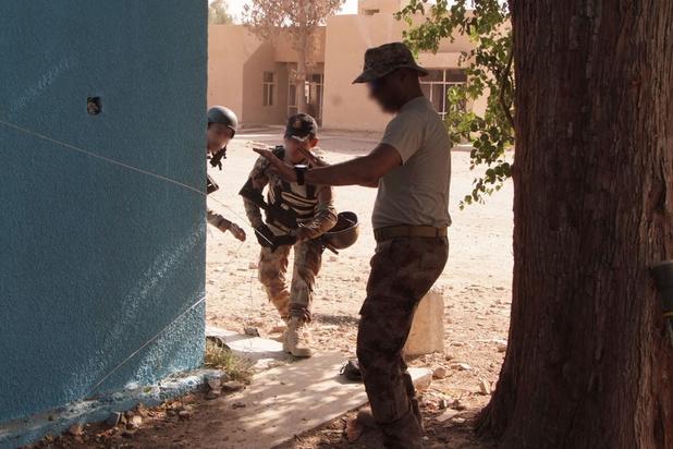 La mission belge de formation au Niger prolongée en 2020, avec jusqu'à 80 militaires