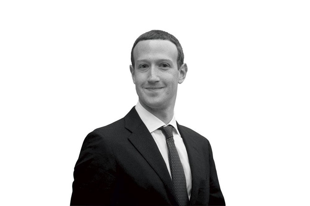 Mark Zuckerberg - Munter