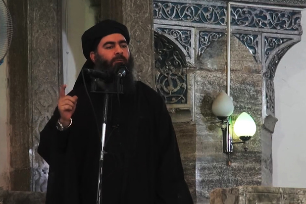 IS-leider Abu Bakr al-Baghdadi bracht zichzelf om tijdens Amerikaanse raid, zegt Trump